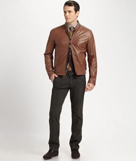 Picture of Wool Baseball Jacket