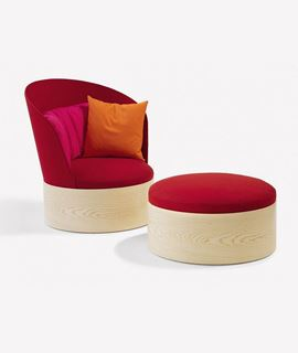 Picture of Red Furniture Set
